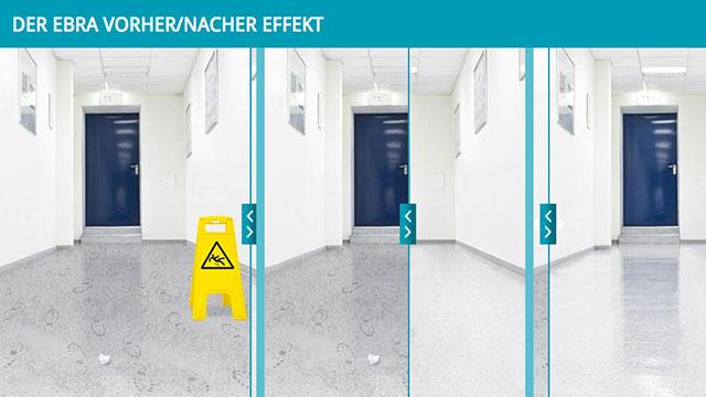 Der EBRA Vorher/Nachher Effekt
