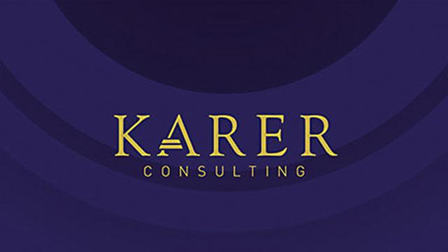 Markenpositionierung für KARER Consulting