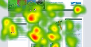 Eyetracking-Analyse
